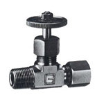 GT4V Type Miniature Valve for Copper Tube COMPRESSION (Fuji Special)
