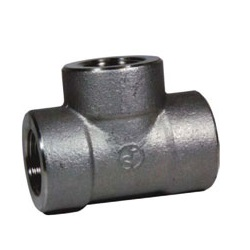 High Pressure Screw Fittings PT T/Tees