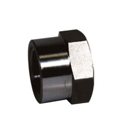 Cap High Pressure Fitting - Threaded, PTCA Series (Fuji Special)