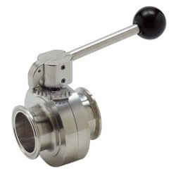 Sanitary Butterfly Valves (ZCBS-F) (Fuji Special)