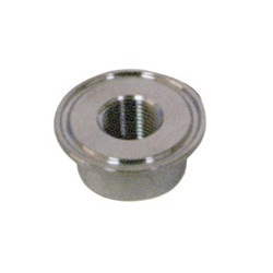Z Sanitary Adapter Ferrule Threaded Adapter (ZFA-RP)
