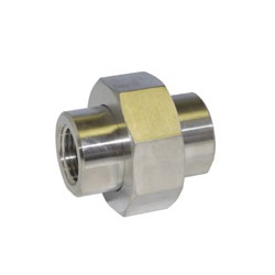 Conical Union Fitting - Female/Female, NPT Thread (Fuji Special)