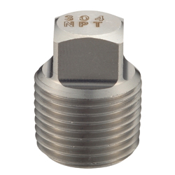 NPT Fittings 4P/ Square Plug