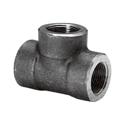 High-Pressure Screw Fitting, 106SS Tee, S25C