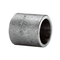 Stainless Steel Insert weld Tube Fitting Full Coupling