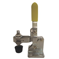 Toggle Clamp - Vertical Handle Type TVL-10-A, Clamping Force Adjustment Type (FLL1)