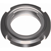 Fine U Nut, SC Series (Material: S45C Conditioning Quality Equivalent)