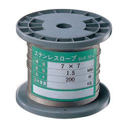 Stainless Steel Wire Rope (Sugita Ace)