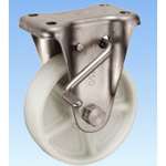 Stainless Steel Caster Holder (with Rotation Stopper) KABZ Type Size 150 mm