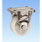 Stainless Steel Caster Holder (with Rotation Stopper) KABZ Type Size 75 mm