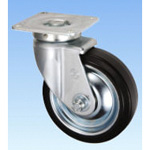 Caster for Towing, Swivel, JHW Type, Size: 150 mm to 200 mm