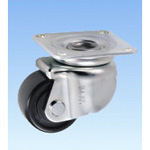 Heavy-Load Caster (Small) Swivel JM Type, Sizes: 50 mm to 75 mm