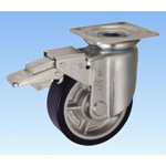 Heavy-Load Caster, Swivel (with Rotation Stopper) JMB Type, Size: 150 mm to 200 mm