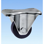 Casters for Heavy Loads (Small)- Fixed - KH Type - Size 65 mm to 75 mm