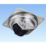 Low-Platform Dust-Proof Caster, Swivel, TN Type, Size: 50 mm