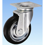 Medium-Load Caster, Swivel, J Type, Size: 150 mm