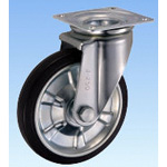 Medium-Load Caster, Swivel, J Type, Size: 250 mm to 300 mm