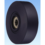 UWBD Type MC Nylon Wheels (with Stainless Steel Bearings)