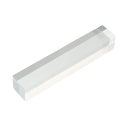 Acrylic Block, Square Bar
