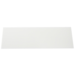 Acrylic Plain Plate (with tape)