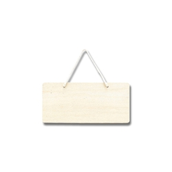 SB board (with string) <Japanese Linden plywood>