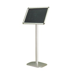 Aluminum Frame Information Stand