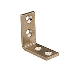 Stainless Steel Barret Corner Hardware (for Shelf Placement)