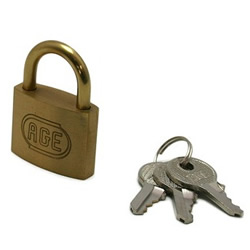 Padlock, Designated Key Number (Hilogik)