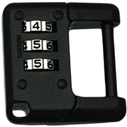 3-Digit Character Combination Lock (Hilogik)