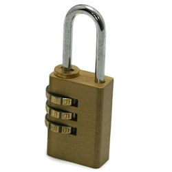 3-Stage Combination Lock (Hilogik)