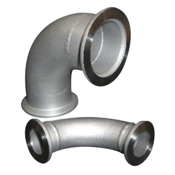 NW Elbow, Vacuum Part NW Series, TYPE-A