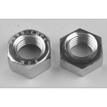 H-1 Rimmed Hard Locking Nut