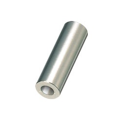 Brass Spacer (Hollow, Round) / CB-E