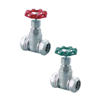 Mechanical Fitting Gate Valve for Stainless Steel Piping (Hitachi Metals)