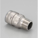 for Stainless Steel Piping, One Touch Fitting, SUSDAKE (Male Adapter)
