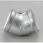 45 Degree Elbow Pipe Fitting with Sealant - WS Series (Hitachi Metals)