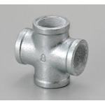 Cross Pipe Fitting with Sealant - WS Series (Hitachi Metals)
