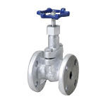 Malleable Valve, 10K Type, Gate Valve, Flanged, BB Type (Hitachi Valve)