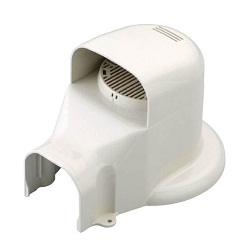 "Member for Air Conditioning ""Slim Duct LD Series"", Wall Corner Air Conditioning Cap/Ventilation Air Conditioning"