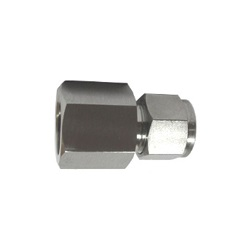 Double Ferrule Model Tube Fitting Female Connector DSA