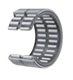 IKO - Machined Type Needle Roller Bearings With Seal, Without Inner Ring, 2 Seals, RNA 49 Type