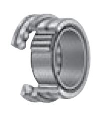 IKO - Combined Type Needle Roller Bearings with Thrust Roller Bearing With Inner Ring - NBXI Series