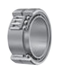 IKO - Combined Type Needle Roller Bearings with Three-point Contact Ball Bearing - NATB Series