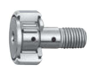 IKO - Standard Type Cam Followers / Stainless Steel Made With Cage/With Hexagon Hole - Sealed type