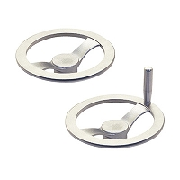 Stainless Steel Two-Spoke Handle Wheel (NSTH, STH)