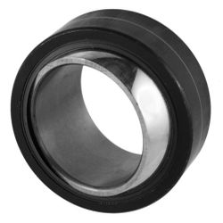 Radial spherical plain bearings GE..-FW-2RS, maintenance-free, - DIN ISO 12 240-1, lip seals on both sides (INA (Schaeffler))