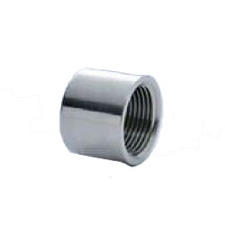 Pipe Cap Fitting - Female, Stainless Steel (Inoc)