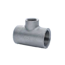 Stainless Steel Threaded Tube Fitting Reducing Tees
