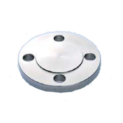 Stainless Steel Pipe Flange SUS F304 Blind Flange 10K with Seat