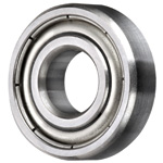 Small Deep Groove Ball Bearing - Single Row (NSK Micro Precision)